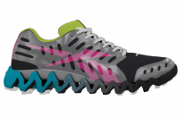 YourReebok - Custom  Women's ZigTech Shark  - 20296 394054